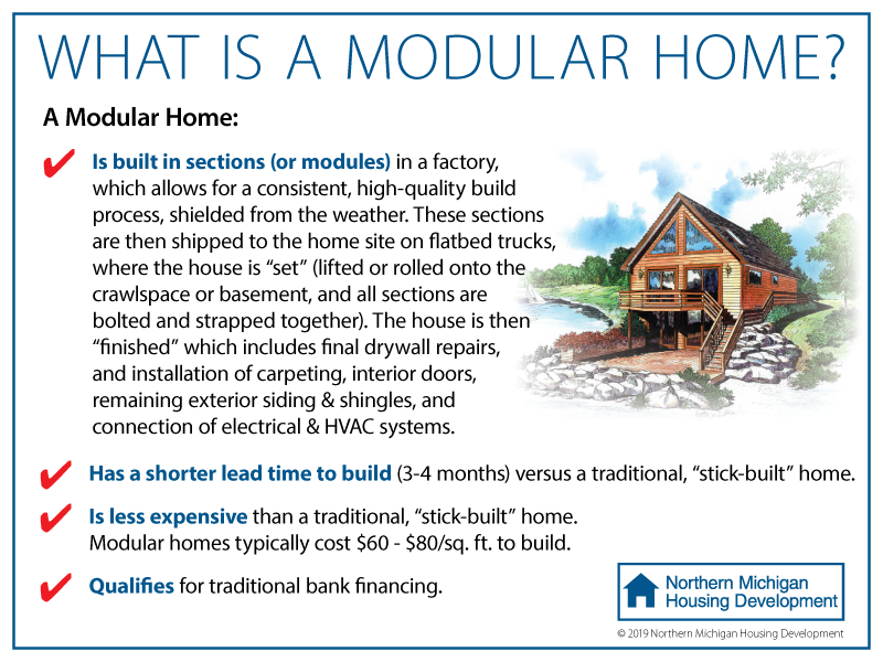 Why Choose Northern Michigan Housing Development?